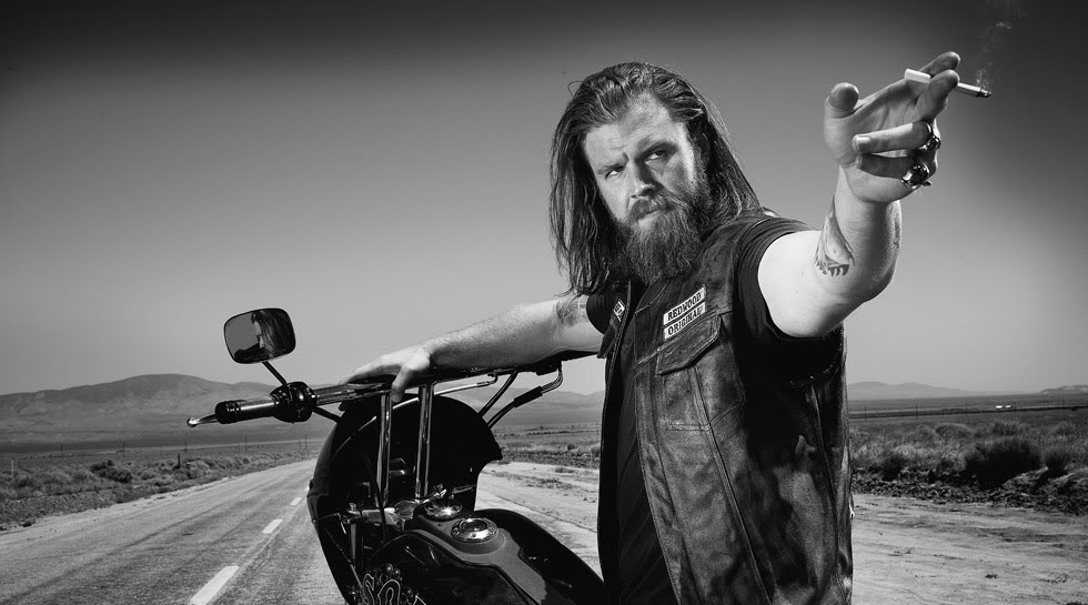 Sons of Anarchy Opie Death