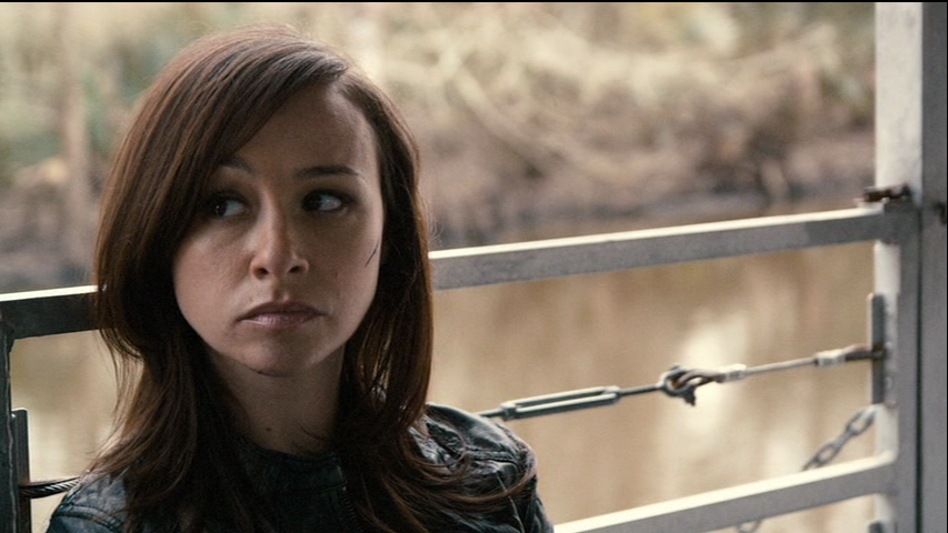 Danielle Harris in Hatchet